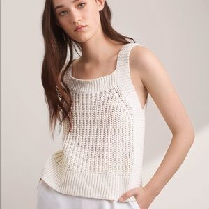 Wilfred Knit Tank Top